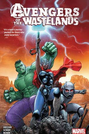 Avengers of the Wastelands (Trade Paperback)