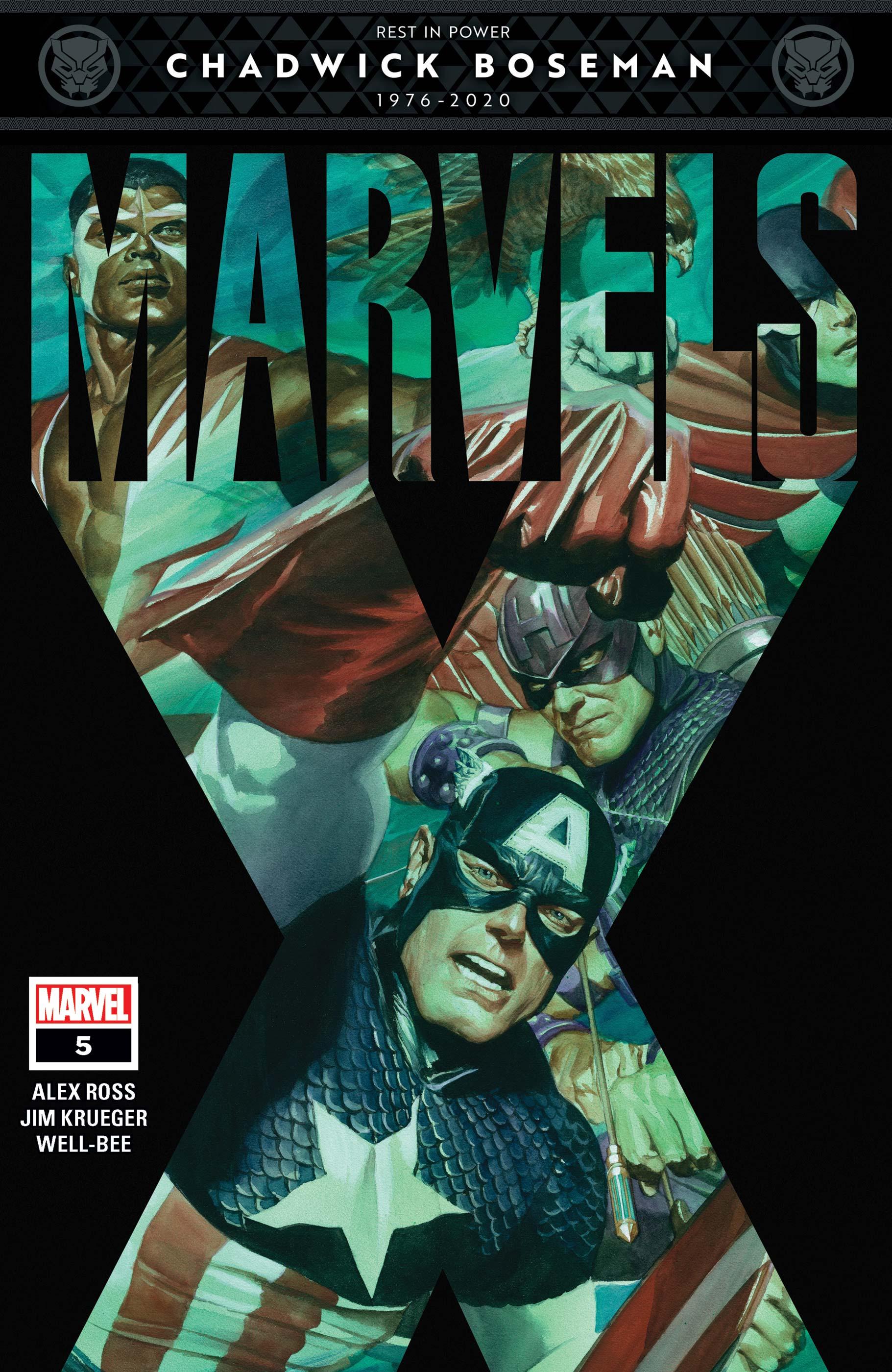 Marvels X (2020) #5