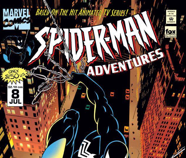 Spider-Man Adventures #8
