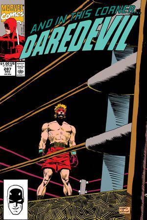 Daredevil (1964) #287