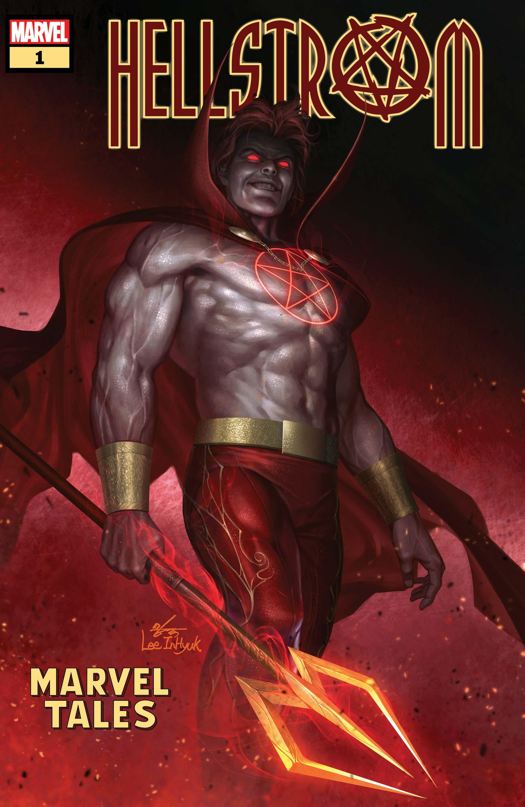 Hellstrom: Marvel Tales (2020) #1