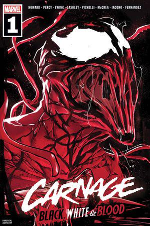 Carnage: Black, White & Blood #1