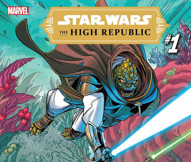 Star Wars: The High Republic Behind-The-Scenes Exclusive #1