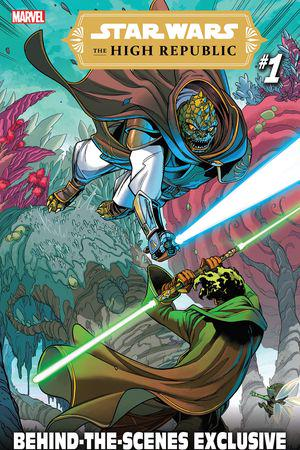 Star Wars: The High Republic Behind-The-Scenes Exclusive (2021) #1