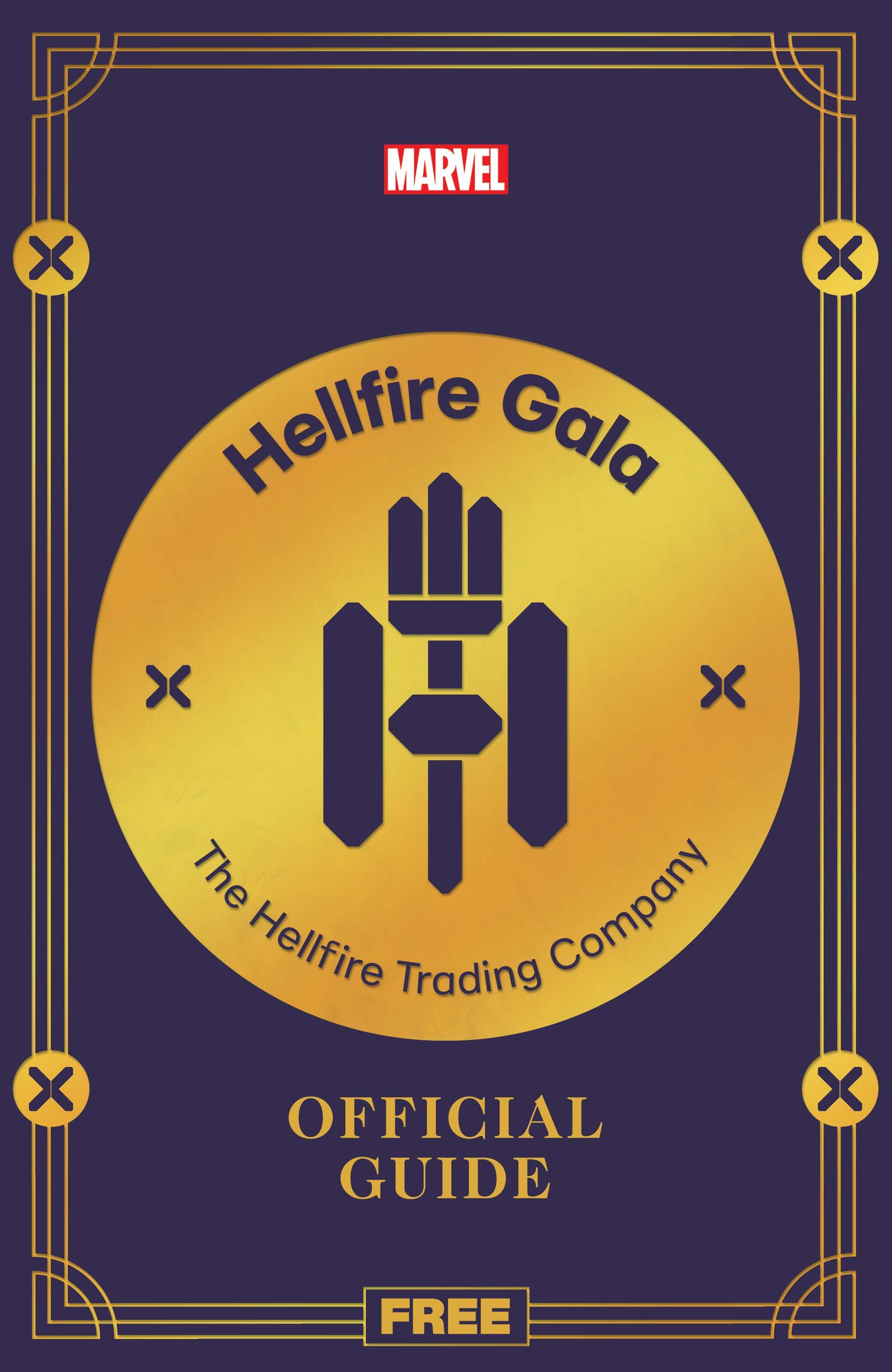 Hellfire Gala Guide (2021) #1