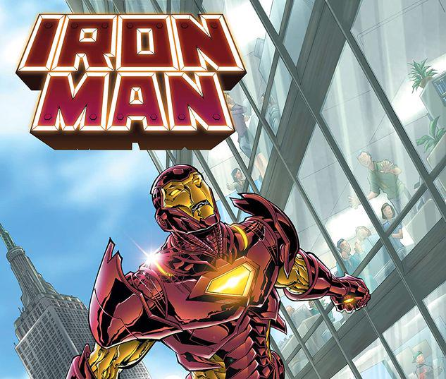IRON MAN BY MIKE GRELL: THE COMPLETE COLLECTION TPB #1