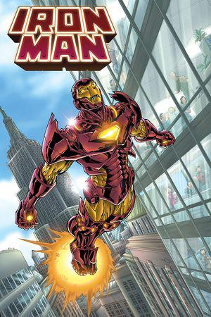 Iron Man by Mike Grell: The Complete Collection (Trade Paperback)