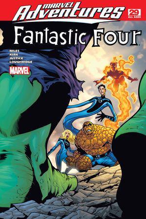 Marvel Adventures Fantastic Four #29