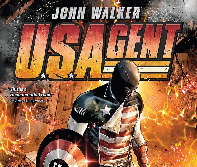 U.S.AGENT: AMERICAN ZEALOT TPB #1