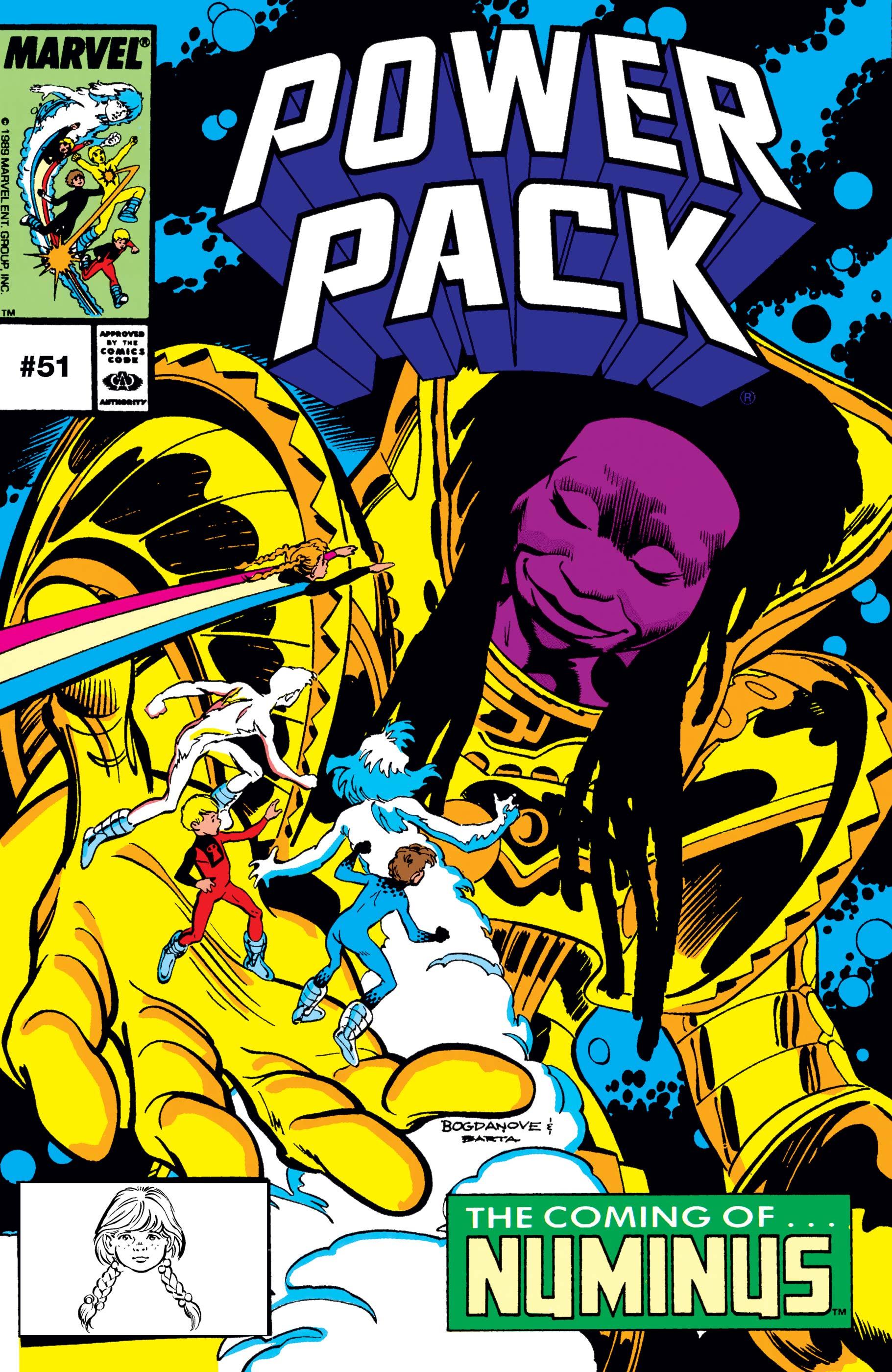 Power Pack (1984) #51