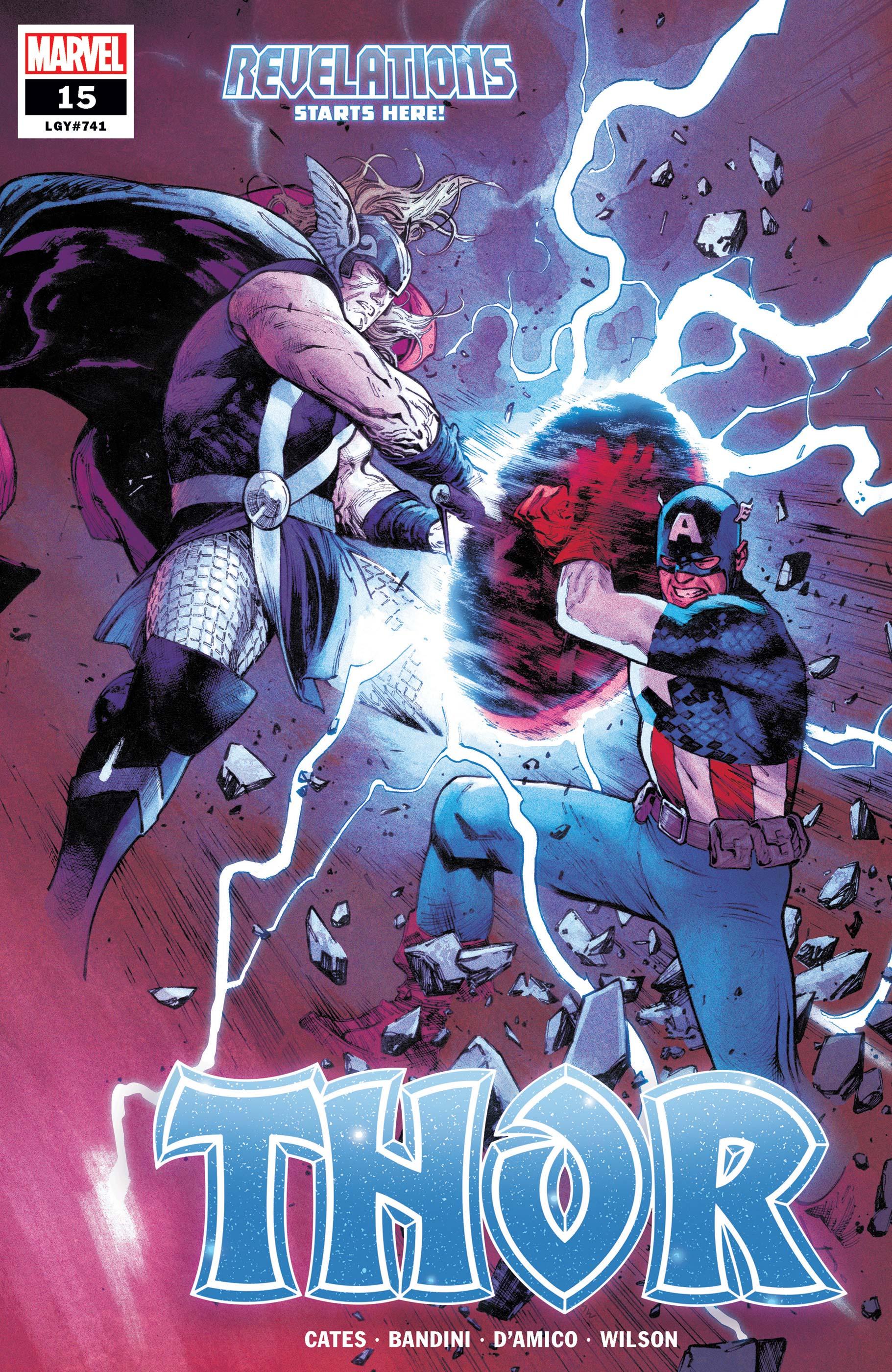 Thor (2020) #15
