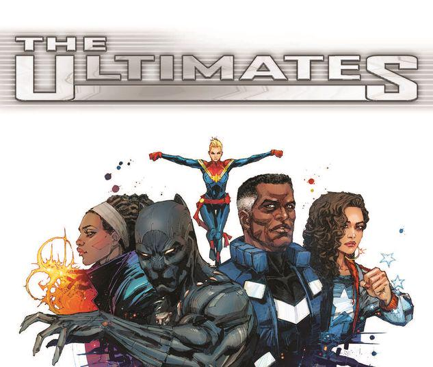 ULTIMATES BY AL EWING: THE COMPLETE COLLECTION TPB #1