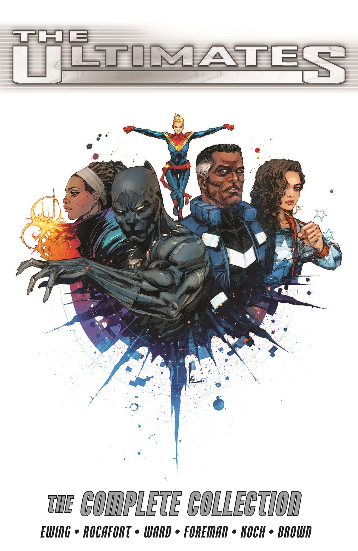 Ultimates By Al Ewing: The Complete Collection (Trade Paperback)