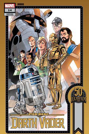 Star Wars: Darth Vader (2020) #14 (Variant)
