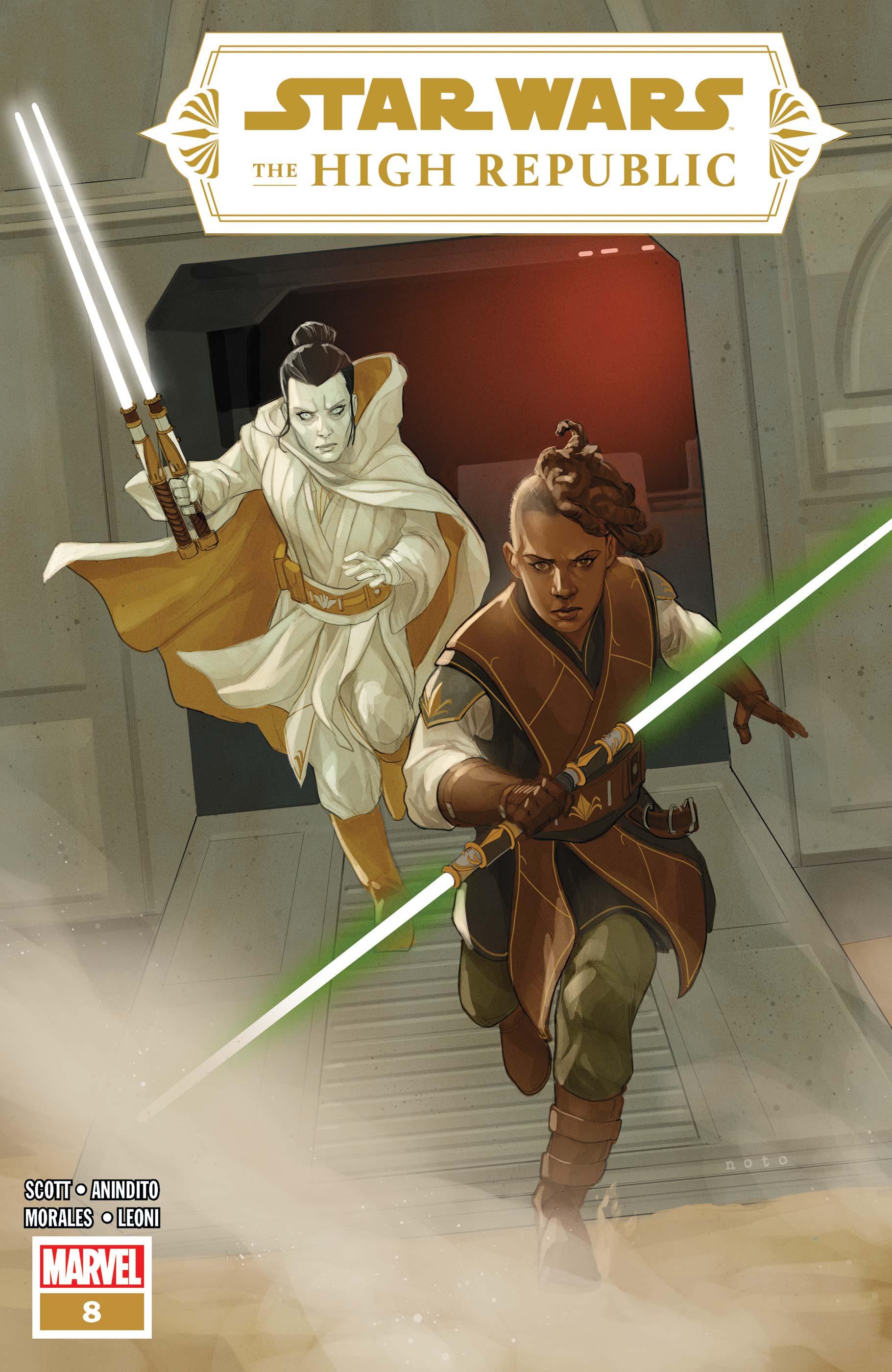 Star Wars: The High Republic (2021) #8