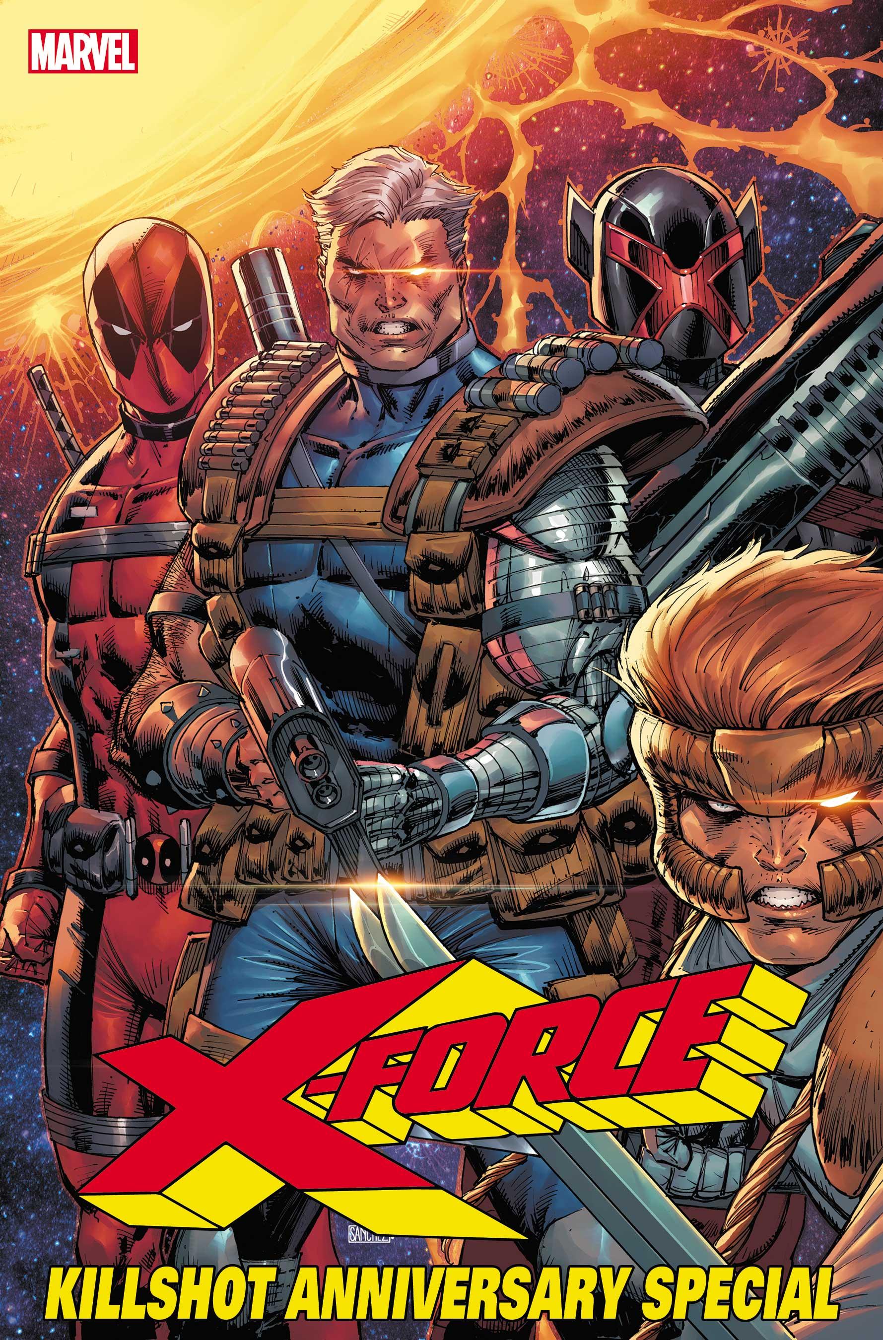 X-FORCE: KILLSHOT ANNIVERSARY SPECIAL 1 (2021) #1