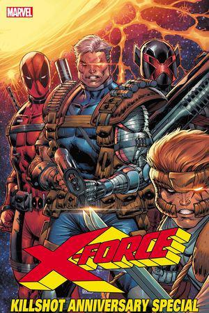 X-FORCE: KILLSHOT ANNIVERSARY SPECIAL 1 #1