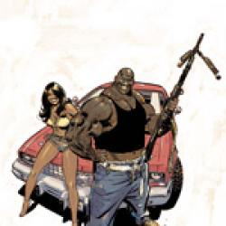 Punisher Presents: Barracuda Max (2007)