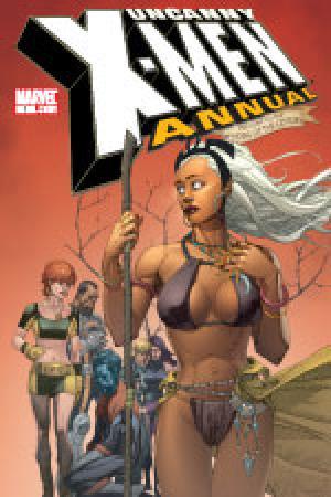 Uncanny X-Men Annual (2006 - 2009)