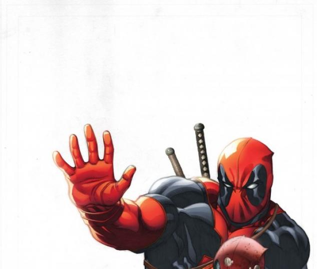 DEADPOOL: MERC WITH A MOUTH #1 (MCGUINNESS VARIANT)