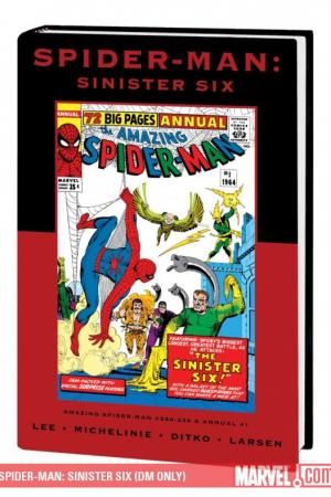 Spider-Man: Sinister Six DM Only (Hardcover)