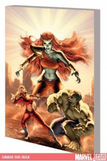 Savage She-Hulk (Trade Paperback)