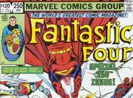 FANTASTIC FOUR #250 (1961)