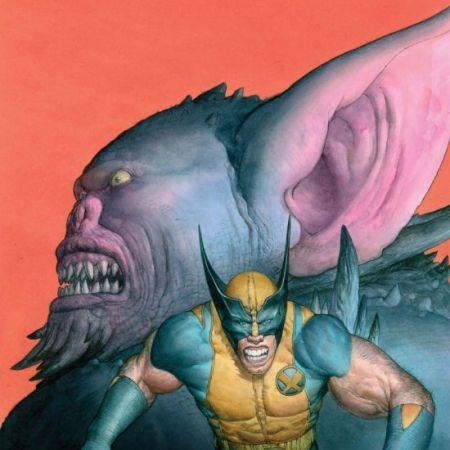 Wolverine: Revolver (2009)