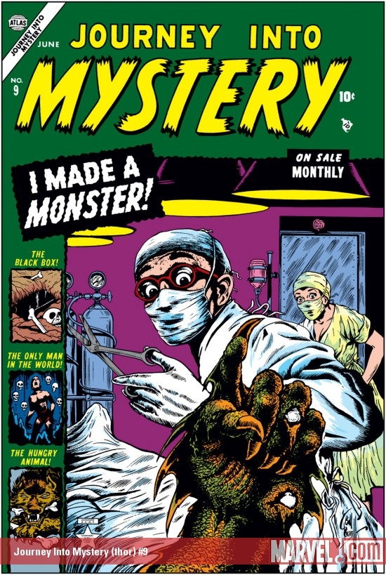 Journey Into Mystery (1952) #9