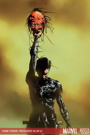 Dark Tower: Treachery #5
