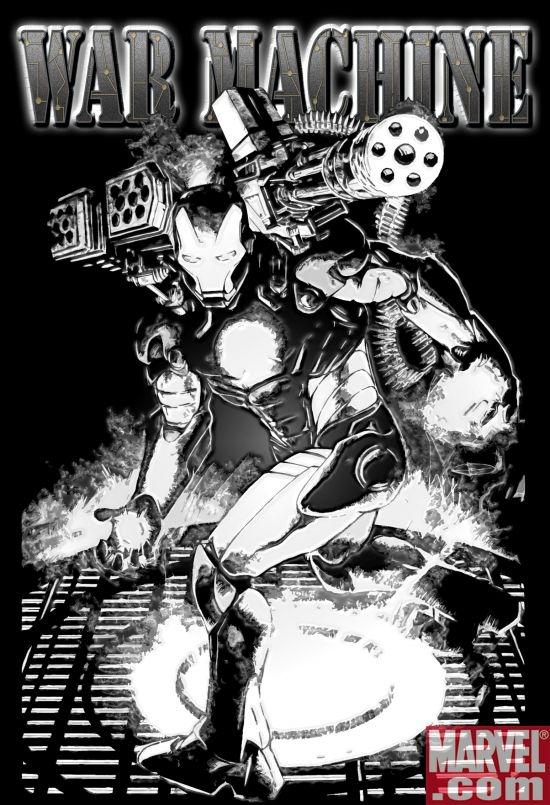 Iron Man: War Machine (2008) #1