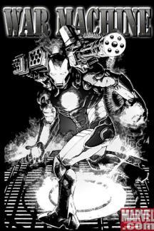 Iron Man: War Machine #1