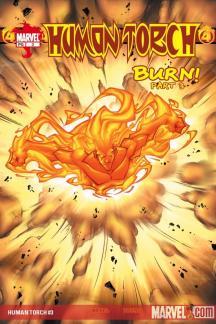 Human Torch (2003) #3