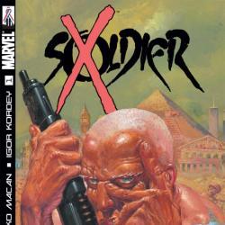 Soldier X #1