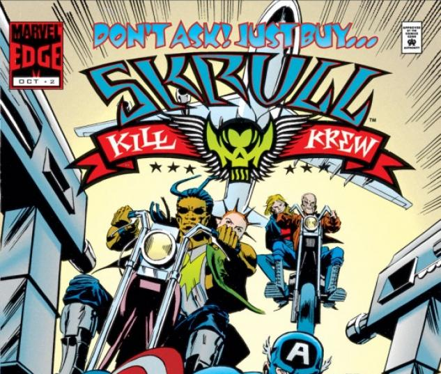 Skrull Kill Krew #2