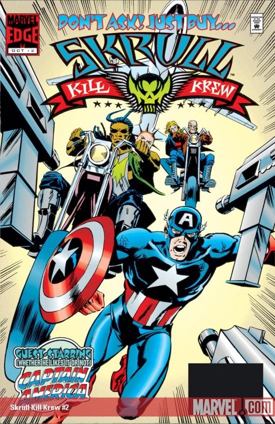 Skrull Kill Krew (1995) #2