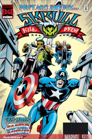 Skrull Kill Krew (Trade Paperback)