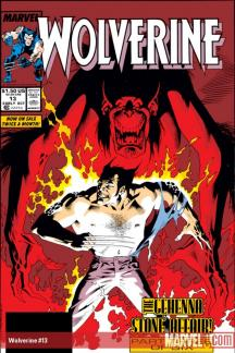 Wolverine (1988) #13