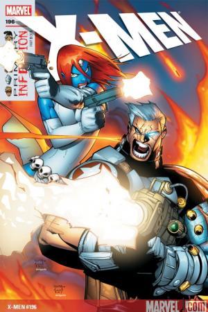 X-Men (2004) #196