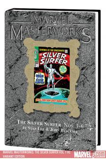 Marvel Masterworks: The Silver Surfer Vol. 1 (Variant, 2nd Edition, 2nd (Hardcover)