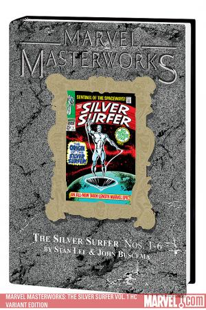 Marvel Masterworks: The Silver Surfer Vol. 1 (Variant, 2nd Edition, 2nd (Hardcover)