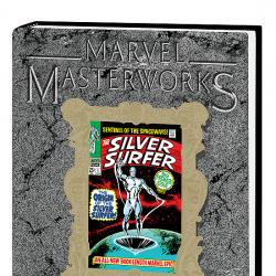 MARVEL MASTERWORKS: THE SILVER SURFER VOL. 1 HC (VARIANT, 2ND EDITION, 2ND #0