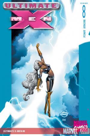 Ultimate X-Men (2000) #8