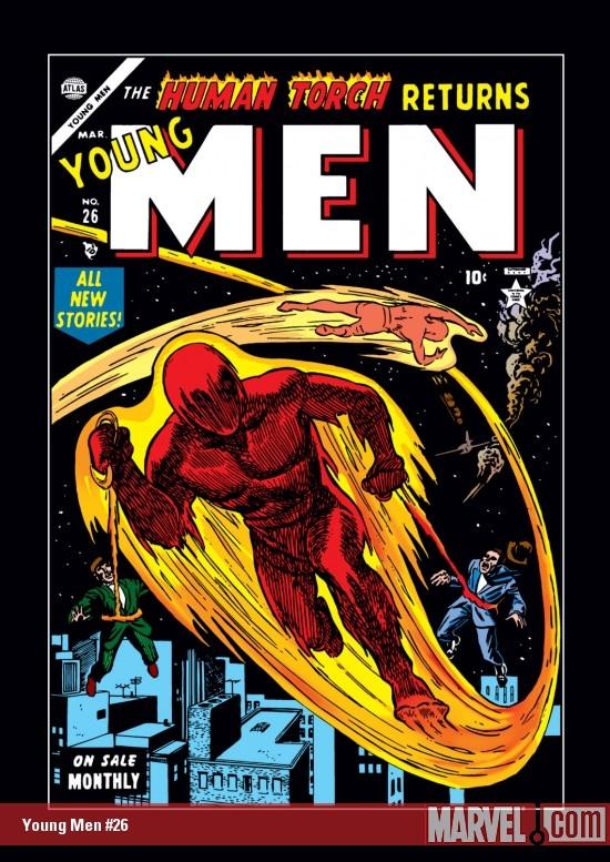 Young Men (1953) #26
