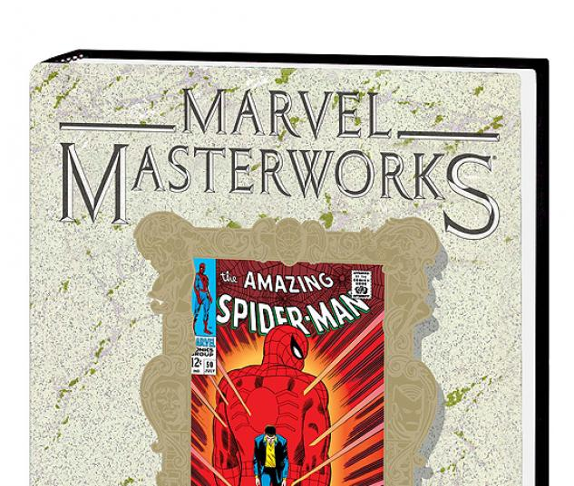 MARVEL MASTERWORKS: THE AMAZING SPIDER-MAN VOL. V - VARIANT 2ND EDITION (1ST) COVER