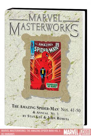 MARVEL MASTERWORKS: THE AMAZING SPIDER-MAN VOL. 5 HC (Hardcover)