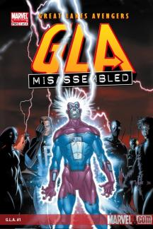 G.L.a.: Misassembled (Trade Paperback)