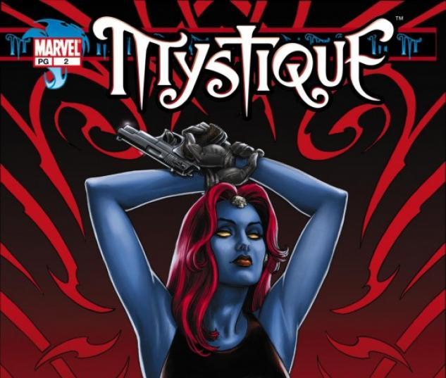 Mystique (2003) #2