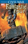 FANTASTIC FOUR (2007) #536 COVER