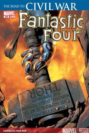 Fantastic Four (1998) #536